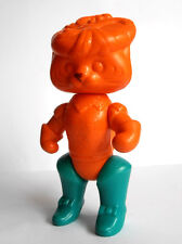 1970s Ussr Russian Puss in Boots Fairy Tale Plastic Toy Doll