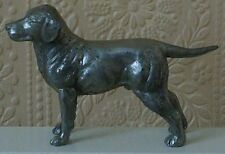 LABRADOR RETRIEVER METAL DOG MODEL DOG ORNAMENT