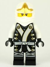 LEGO 70504 NINJAGO - ZANE KIMONO - MINI FIGURE / LOOSE