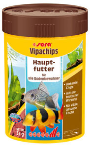 Sera Vipachips Fish Food, 250 ML