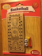 Basketball Travel Game - Great Table or Travel Game for Hours of Fun!