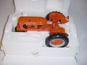 "1/12 Allis Chalmers ""High Detail"" WC Tractor by Franklin Mint NIB!"