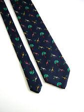 PROCHOWNICK Cravatta Tie 100% SETA SILK ORIGINALE