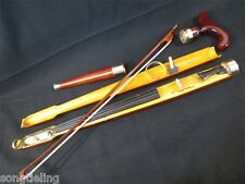 Copy of old Walking Stick Cane Violin Pochette Canne -Violon