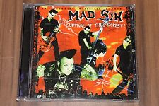 Mad Sin - Survival Of The Sickest! (2002) (CD) (Prison 045-2)