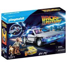 NEW! Playmobil 70317 Back to the Future DeLorean LEGO KIDS