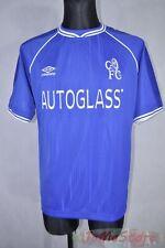 Chelsea London 1999-2001 Home Football Shirt , Size L