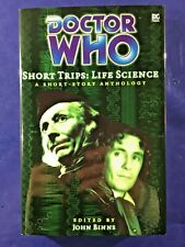 Doctor Who Short Trips: Life Science Big Finish #7 2004 Hardcover Hcdj Dr. Who