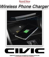 2016-2018 Honda CIVIC Coupe/ Hatchback/ Sedan Wireless Phone Charger (Kit)