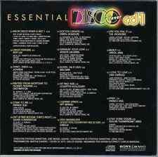 RARE 70's 80's CD Mega disco fever mix 1 LOLEATTA HOLLOWAY Labelle CAN U FEEL IT