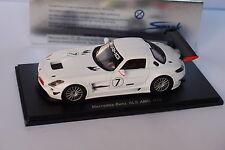 SPARK MERCEDES BENZ SLS AMG GT3 #7 1/43