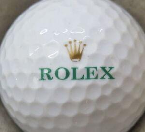 3 Dozen (Rolex Watch LOGOS) Assorted Brands Mint / AAAAA Used Golf Balls