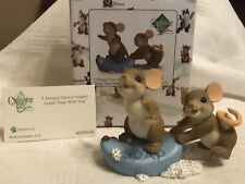 "Charming Tails ""I Always Have A Soaper Good Time With "" Dean Griff Nib"