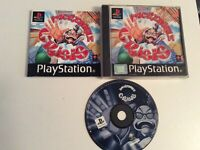 Playstation 1 Ps1 Incredible Crisis