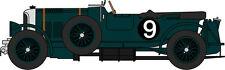 Oxford Die-cast - 1/76 Model - Bentley Blower - LeMans 1930 - No9