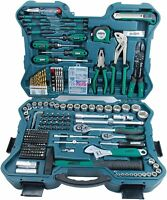 Tool Set Box 303 Pieces German Quality  Mannesmann M29088 Multiple Uses New