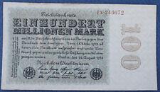 #100 Millionen Mark 1923 Ros. 106 E ....od 3,99 zl #