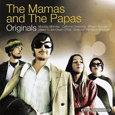THE MAMAS & THE PAPAS - ORIGINALS (NEW CD)
