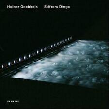 HEINER GOEBBELS /GRÜNBERG,KLAUS/MACHNIK,HUBERT/+ - STIFTERS DINGE  CD NEUF