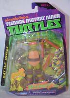 Teenage Mutant Ninja Turtles Battle Shell Michelangelo Action Figure TMNT