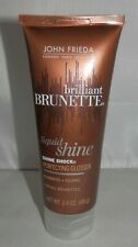John Frieda Brilliant Brunette Liquid Shine Shock Perfecting Glosser 2.4oz