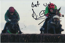 DOMINIC ELSWORTH LOCH BA HAND SIGNED 6X4 PHOTO.