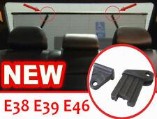 BMW E38 E39 E46 M5 SUNSHADE SUN WINDOW SHADE BLIND CORNER REAR CLIPS BRACKETS