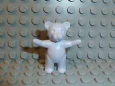 LEGO® Belville 1x Figur Teddybär bear 6186 hell violett 5860 5870 5895 K101