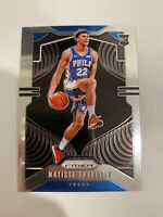 2019-20 Panini Prizm Basketball Matisse Thybulle Rookie Silver 76ers RC