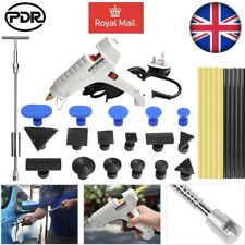 Auto Body Paintless Hail Removal Dent Puller PDR Tool Car Damage Repair Glue Kit