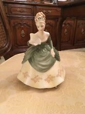 Royal Doulton 'Soiree' Figurine / Doll - Mint condition England Bone China