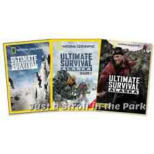 Ultimate Survival Alaska: Complete Series Seasons 1 2 3 Box/DVD Set(s) NEW!