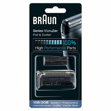 Braun 10b 1000 Series 1 FreeControl Shaver Replacement Foil Cutter