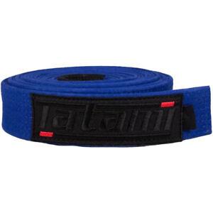 Tatami Fightwear Deluxe BJJ Belt - Blue