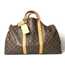 Louis Vuitton Monogram Keepall 45 M41428 Boston bag used 809-9Z