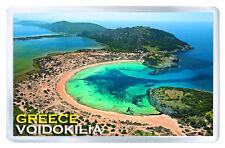 VOIDOKILIA BEACH GREECE FRIDGE MAGNET SOUVENIR IMAN NEVERA