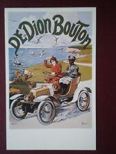 POSTCARD  DEDION BOUTON