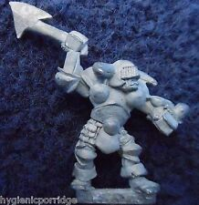 1985 CHAOS WARRIOR 0201 01 CH2 shienen doomaxe Citadel Warhammer Esercito Orde GW