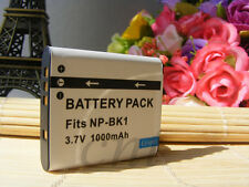 Battery For Sony NP-BK1 Cyber-Shot DSC-W370 R W370 G 14.1MP Digital Camera