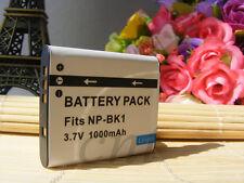 Battery For Sony NP-BK1 Cyber-Shot DSC-W370 R W370 G 14.1MP Digital Camera