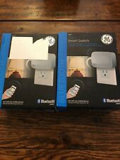 Ge Plug-In On/Off Indoor Bluetooth Timer Module Set Of 2