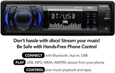 Bluetooth Car Stereo | BOSS Audio Car Receiver 616UAB | Single Din, Hands Free
