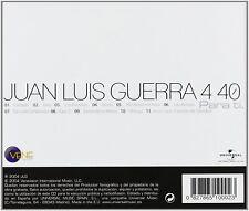 JUAN LUIS GUERRA 440 Para ti CAJA DE CARTON CD New Sealed digipack