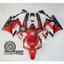 ABS Plastic Fairing Bodywork Kit Fit For Honda CBR600 F2 CBR600F2 91-94 92 93 HW