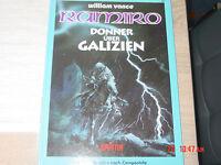 Ramiro HC, Nr 6 , limitierte Ausgabe, Nr. 376 von 600,Splitter Verlag !