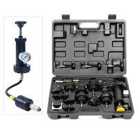 Radiator Coolant System Pressure Leak Tester Tool Detector Checker Vacuum Pump