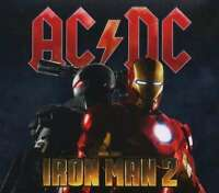 Iron Man 2 - AC/DC CD COLUMBIA