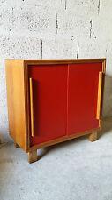 Enfilade commode meuble télé entrée vintage années 70 design