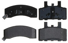 ACDelco 14D370MH Front Semi Metallic Brake Pads