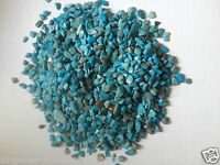 Loose Turquoise Gemstone Chippings - NO HOLE - Jewellery Making - 10 g